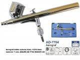 Aerograf duza 0.2/0.3mm rezervor 7 cmc ADLER AD-7704 MA0251.02