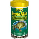Hrana broaste testoase, ReptoMin sticks, 250ml, Tetra