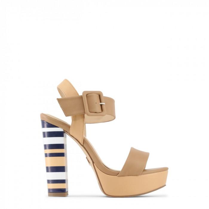 Sandale femei Laura Biagiotti model 660_CALF, culoare Maro, marime 41 EU