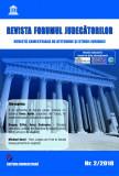 Cumpara ieftin Revista Forumul Judecatorilor, nr. 2 2018