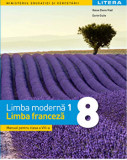 Manual. Limba moderna 1. Limba franceza. Clasa a VIII-a/Raisa Elena Vlad, Dorin Gulie