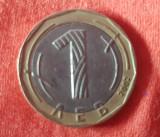 Cumpara ieftin Doua monede 1 leva Bulgaria 2002, Europa