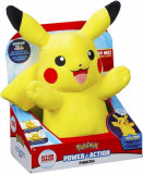 Jucarie Pokemon Power Action Pikachu Plush