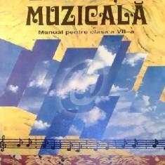 Educatie muzicala. Manual pentru clasa a VII-a (1998)