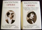 Macedonski - Opere (2 volume) Versuri, Proza, Teatru, editie lux Academia Romana