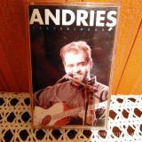 -Y- CASETA AUDIO ALEXANDRU ANDRIES - TEXTERIOARE