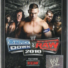 WWE Smack Don vs Raw 2010 PLATINUM - PSP [Second hand], Sporturi, Toate varstele, Single player