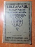 luceafarul 1 ianuarie 1919-articol despre marea unire,adunarea de la alba iulia