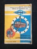 Mersul autobuzelor pentru județul Mures/ 1978-1979