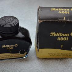 Cerneala PELIKAN 4001 / Cerneala neagra veche PELIKAN  (perioada comunista)