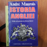 Andre Maurois, Istoria Angliei