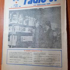 Revista radio-tv saptamana 16-22 martie 1980