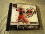 Joc Brian Lara Cricket, PS1, original, alte sute de titluri, Single player, Sporturi, 3+, Sony