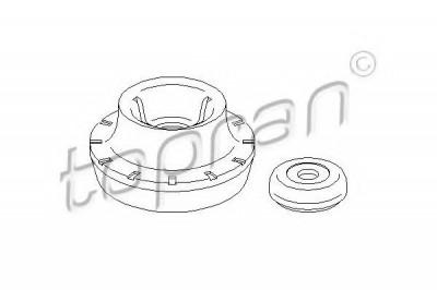 Rulment sarcina suport arc VW GOLF III Variant (1H5) (1993 - 1999) TOPRAN 108 557 foto