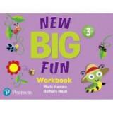 Big Fun Refresh Level 3 Workbook and Workbook Audio CD pack - Mario Herrera, Barbara Hojel