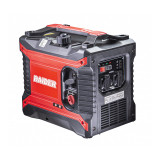 Generator pe benzina Raider, 2.5 kW, 4 timpi, 1200 g/kWh, 4 l, 2 mufe, pornire manuala