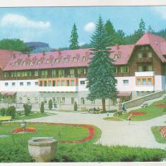 bnk cp Borsec - Pavilionul central - circulata