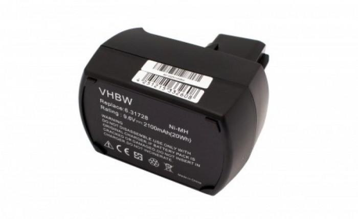 Acumulator pentru metabo wie 6.25471 u.a. 9.6v, ni-mh, 2100mah