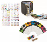 KIT 9 Seturi Decorative + Album Foto Polaroid + Set Rame Foto Polaroid
