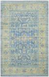Covor Oriental & Clasic Beaufort, Albastru/Multicolor, 160x230, Safavieh