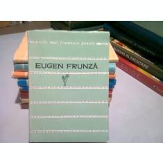 POEZII - EUGEN FRUNZA