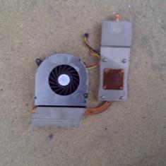Radiator cu ventilator HP Compaq 610 (538457-001/538455-001)