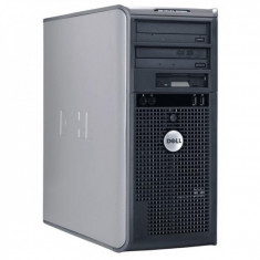 Calculator Dell Optiplex 745, Intel Core2 Duo E6600 2.40GHz, 4GB DDR2, 160GB SATA, DVD-RW