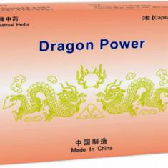 Dragon Power Original 3 pastile potenta, erectie, ejaculare precoce, prematura, 100%natural, efect VIAGRA