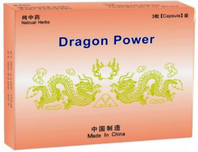 Dragon Power 3 pastile potenta, erectie, ejaculare precoce, prematura, 100%natural, efect VIAGRA foto