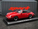 Macheta Porsche 911 SC Cabriolet 1983 Spark 1:43