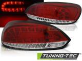 Stopuri LED compatibile cu VW SCIROCCO III 08-04.14 Rosu Alb LED