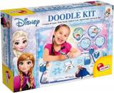 Covoras lavabil pentru desen - Frozen PlayLearn Toys