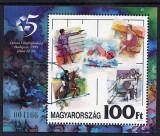 Sport, Ungaria, 1999, bloc -hipism, inot, scrima