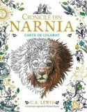 Cronicile din Narnia - carte de colorat/C.S. Lewis, Arthur
