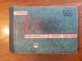 Cartea bobinatorului de masini electrice - C. Bala / R7P4S