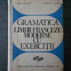VALERIU PISOSCHI - GRAMATICA LIMBII FRANCEZE MODERNE CU EXERCITII
