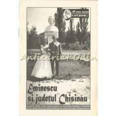 Eminescu Si Judetul Chisinau - Consiliul Judetean Chisinau