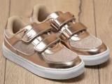 Adidas auriu,casual marca Beppi, pentru fete, marimi 29,31,33,35
