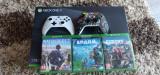 Xbox one X 1tb in stare excelenta +3 jocuri