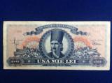 Bancnote România - 1000 lei 1948 - seria O.2799 0870 (starea care se vede)