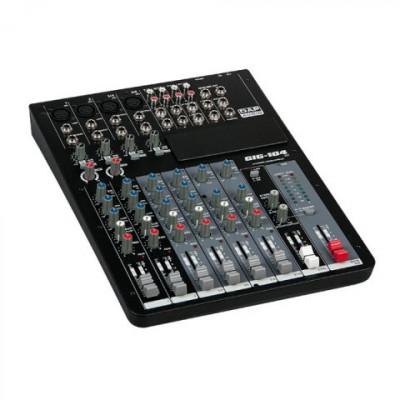 Mixer Dap Audio GIG-104C 10 canale foto