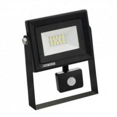 Proiector cu senzor de miscare Horoz PARS/S-20, lumina rece 6400K, 20W, 1600lm