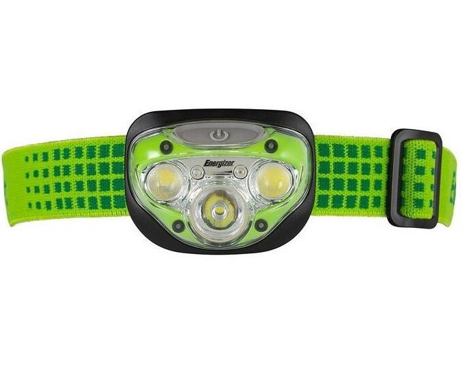 Lanterna de cap Energizer Vision HD+ incl. 3xAAA