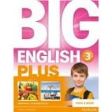 Big English Plus Level 3 Pupil's Book - Mario Herrera