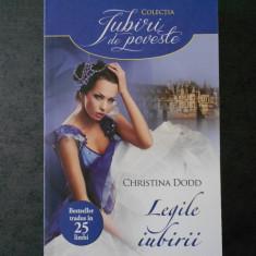CHRISTINA DODD - LEGILE IUBIRII