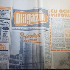 Magazin 25 aprilie 1964-zona industriala iasi.art. stefan cel mare,mihai bravu