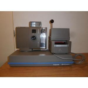 Polaroid ID-4 110 System Laminator Vintage Colectie Aparat Foto Veche