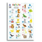 Plansa - Alfabetul animalelor in limba engleza |, Didactica Publishing House