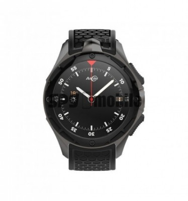 Ceas Smartwatch AllCall W2 3G, Waterproof IP68, 2GB RAM 16GB ROM, GPS, AMOLED 1.39, MTK 6580 Quad-core, Wifi, SIM foto