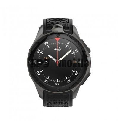 Ceas Smartwatch AllCall W2 3G, Waterproof IP68, 2GB RAM 16GB ROM, GPS, AMOLED 1.39, MTK 6580 Quad-core, Wifi, SIM